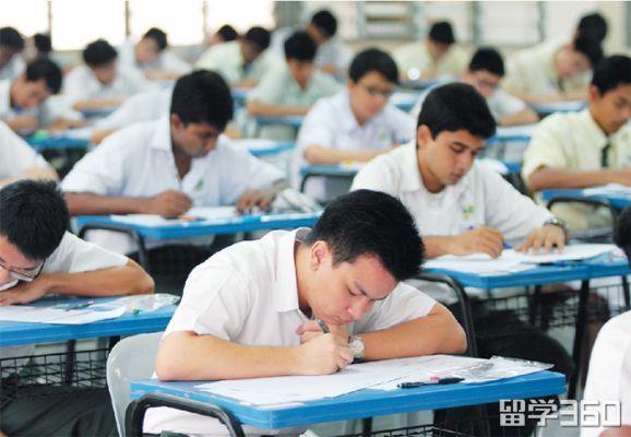 马来西亚高中要求