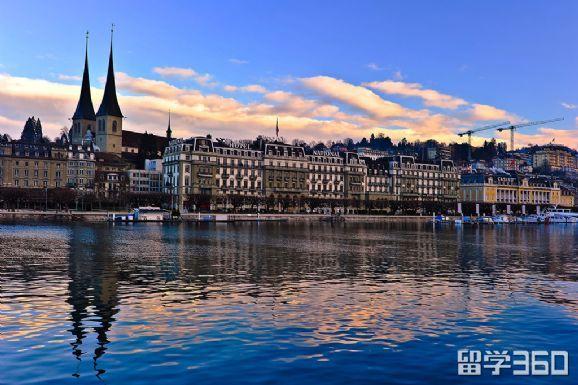 瑞士留学申请