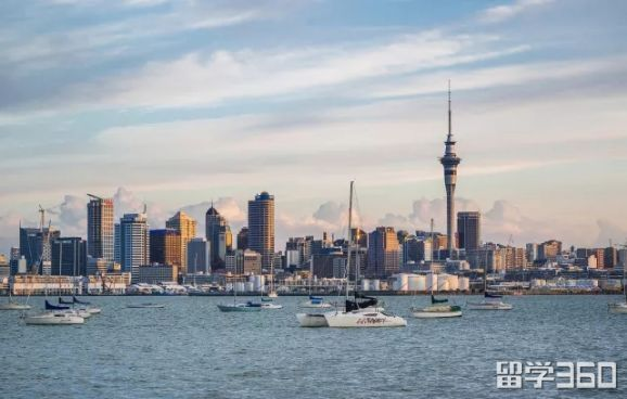 新西兰留学生活