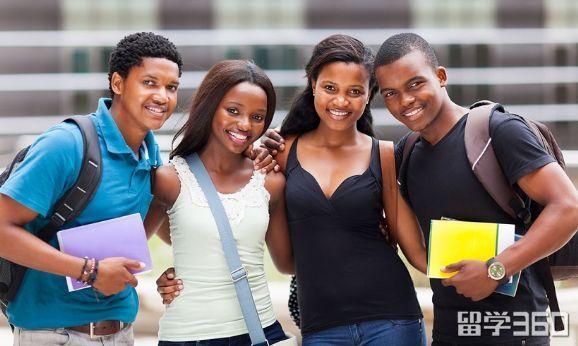 南非大学排名