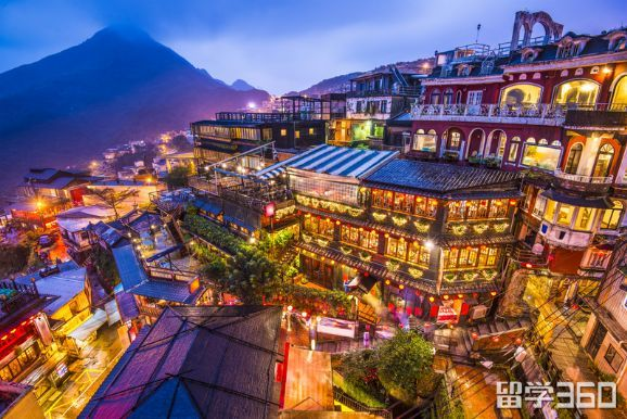 台湾留学优势