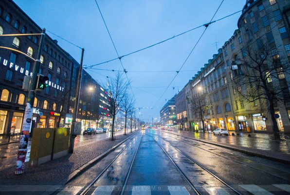 芬兰赫尔辛基情况