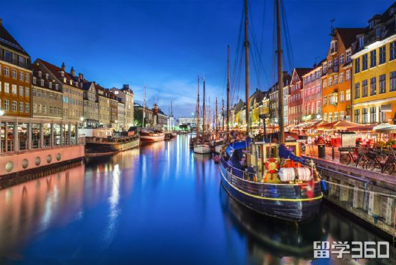 丹麦留学的申请问题