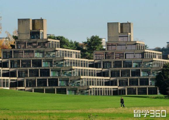东英吉利大学是名校吗