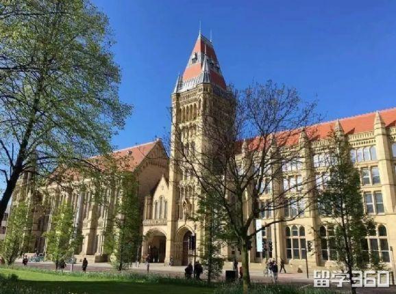 热情开朗L同学入读曼彻斯特大学环境工程专业