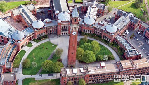 杜伦大学和伯明翰大学