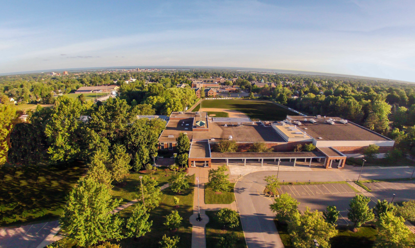 美国梅西赫斯特高中