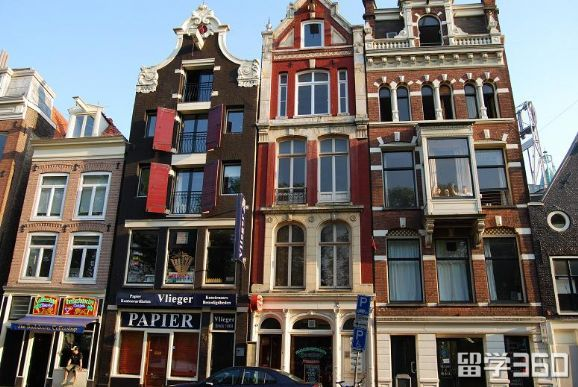 荷兰留学住宿