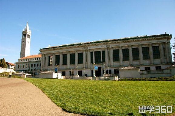 美国加州大学伯克利分校地址