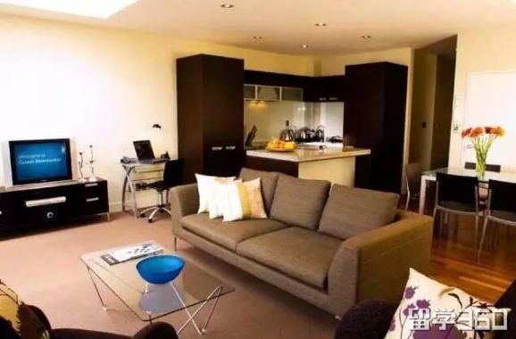留学新西兰:新西兰留学住公寓条件怎么样