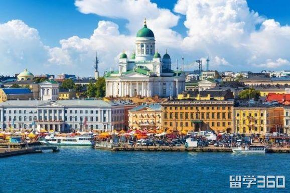 芬兰研究生留学申请