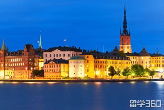 瑞典本科与研究生的要求
