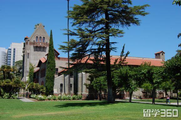 圣何塞州立大学地理位置
