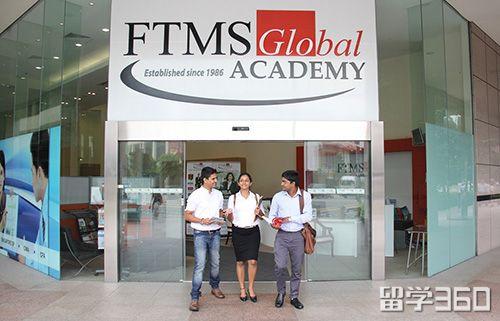 专科生申请新加坡财经管理学院