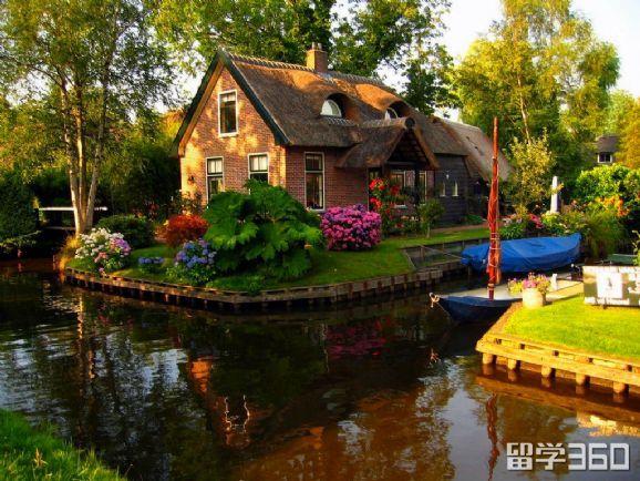 荷兰留学生活
