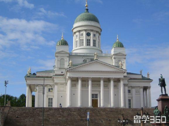 芬兰留学研究生