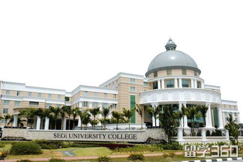 世纪大学各个校区