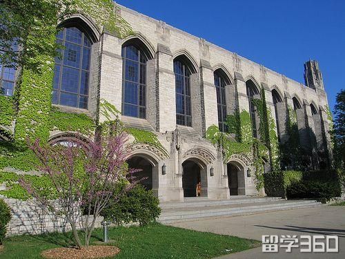 美国大学建筑学专业