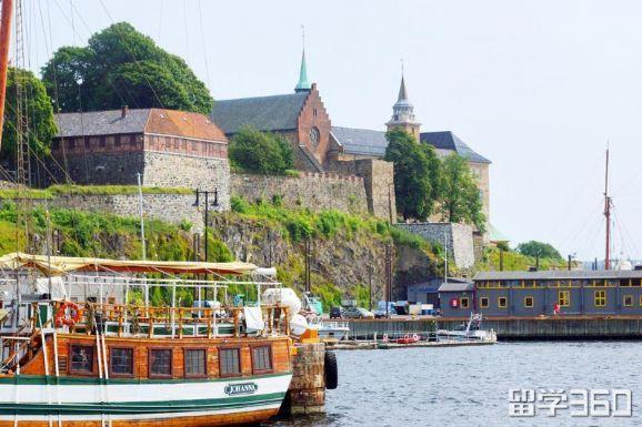 挪威留学签证材料