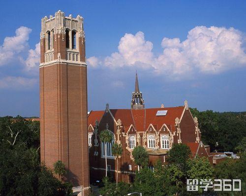 美国公立大学留学学费