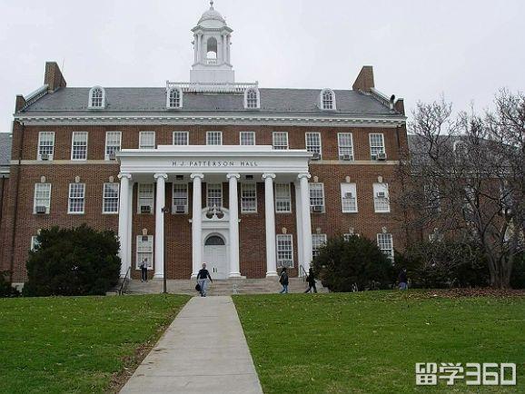 美国公立大学的排名