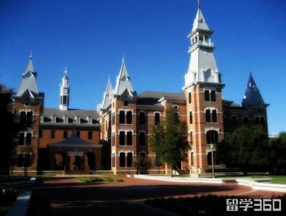 华盛顿大学圣路易斯分校排名