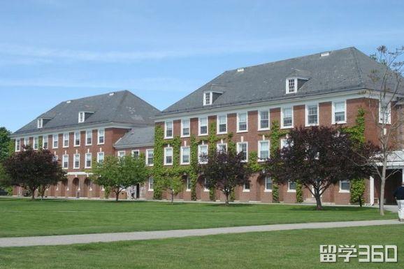 哈佛大学学生公寓