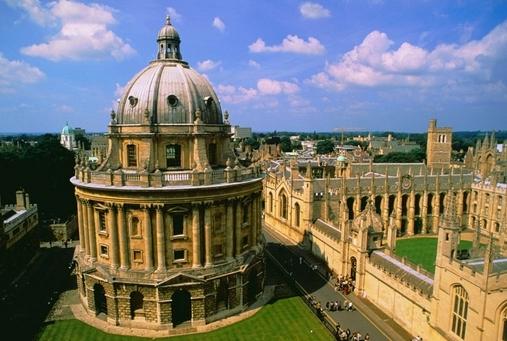 牛津大学知名校友