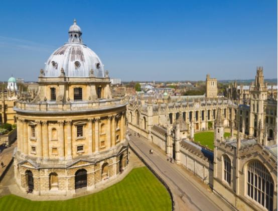 牛津大学有哪些专业