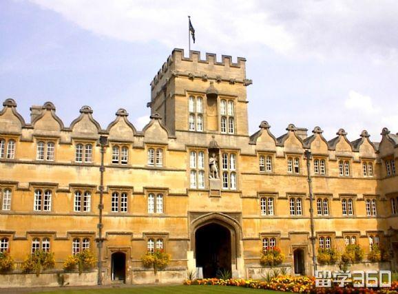 牛津大学全球排名