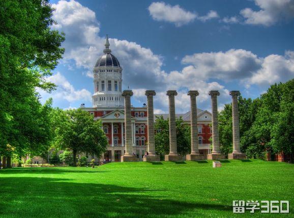 美国密苏里大学好吗