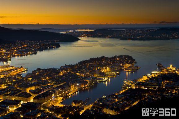 挪威留学的优势
