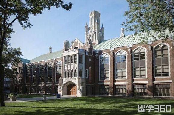 温莎大学排名