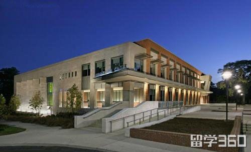 美国私立大学排名前50
