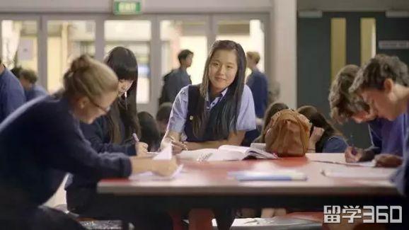 去新西兰读高中