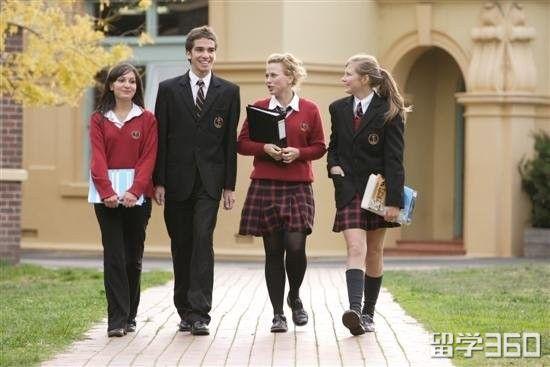 高中生澳洲留学重点百高中所全国流程图片