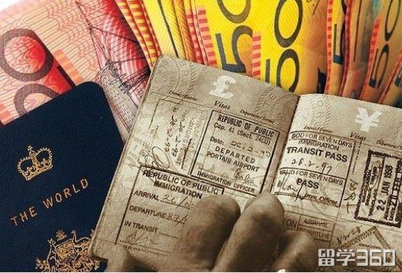 澳洲留学签证费用573
