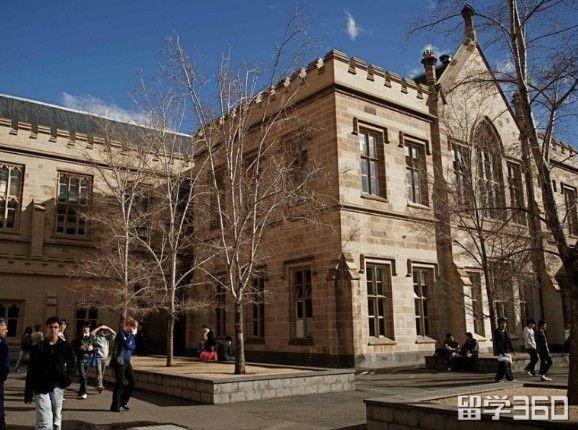 中国承认的澳洲大学
