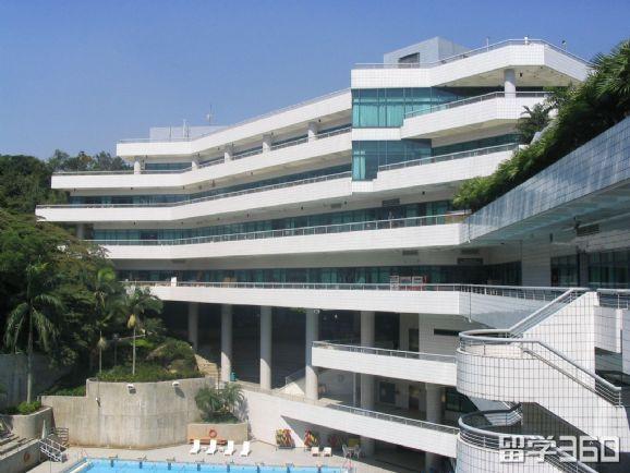 香港留学:香港商科大学排名