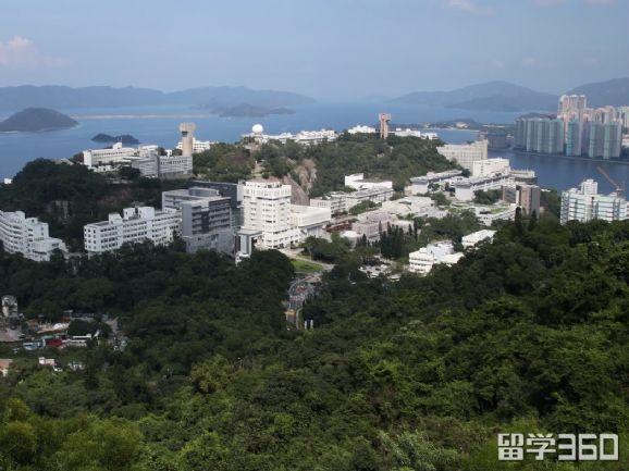 香港大学热门专业排行榜情况