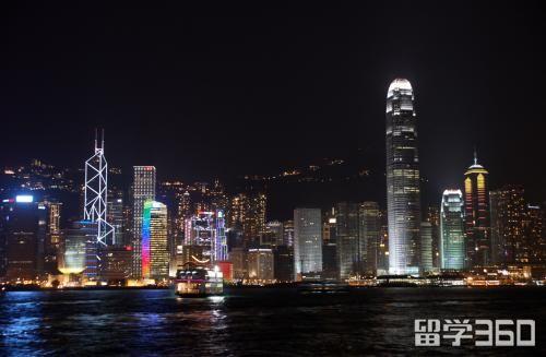 移民香港的优势