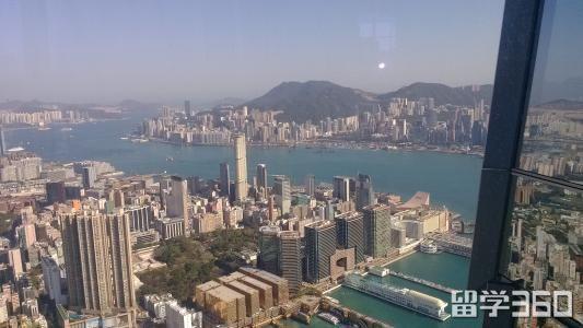 香港留学与移民好处