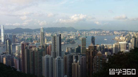 想移民香港?你可以这样!