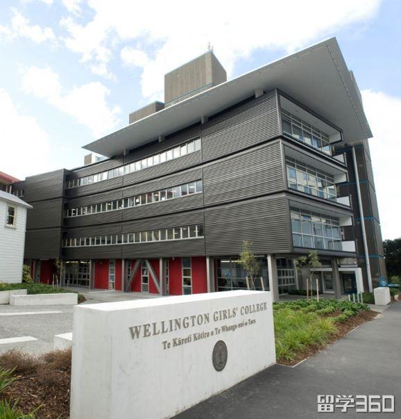 新西兰惠灵顿高中高中老师女子广西希望图片