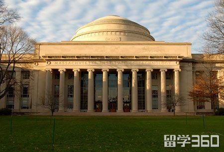 麻省理工学院在哪里