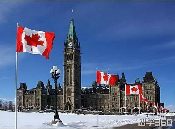 加拿大留学大学本科费用