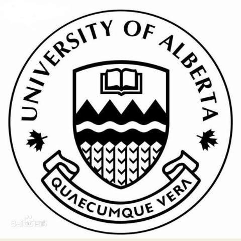 成功案例:恭喜Z同学获得加拿大阿尔伯塔大学录取
