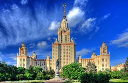 成绩优异的胡同学,为何一心赴莫斯科国立大学留学?