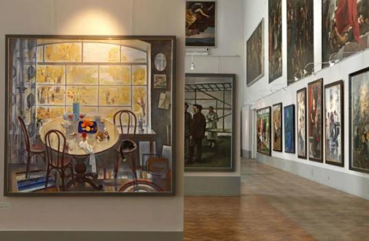 绘画功底深厚,列宾美术学院不是梦!