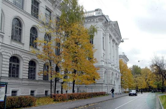 圣彼得堡国立大学――桂同学梦想的开始的地方!